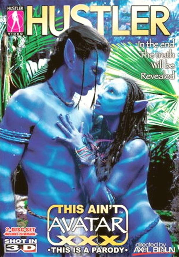постер аватар порно версия