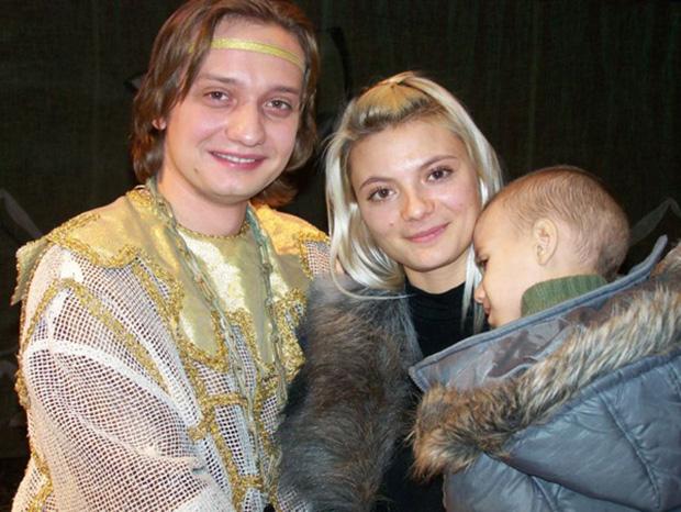 марк дробот и его жена фото