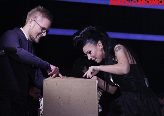 Кто попал в номинацию икс фактор 01 12 2012