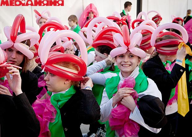 Донецк танцевальный конкурс