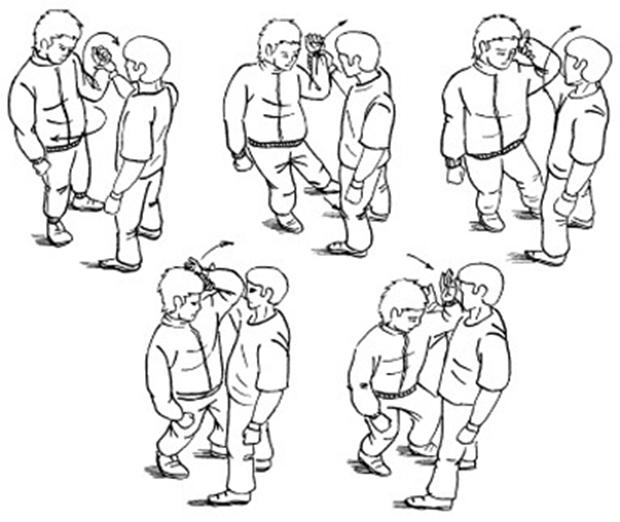 Как научиться драться в домашних условиях за  417