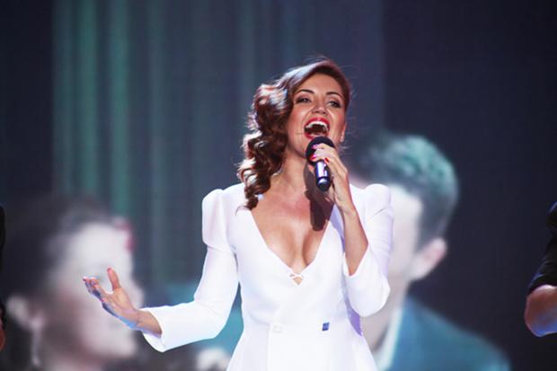 Скрытая камера в гримерка русских певиц