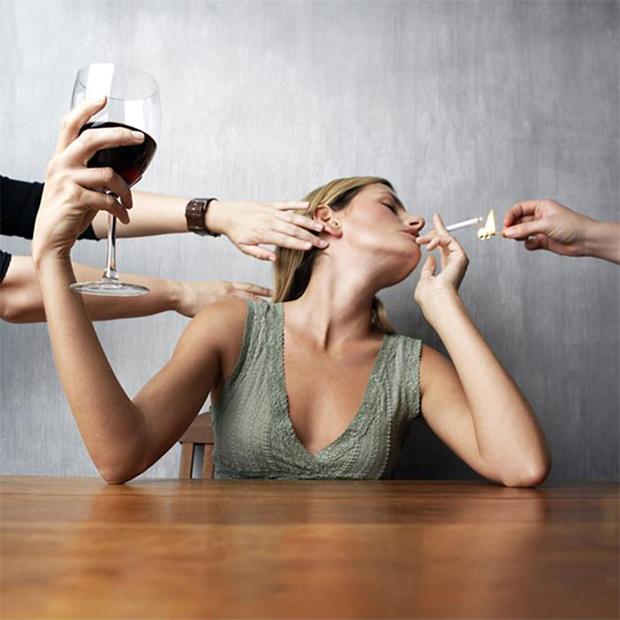 Химическая зависимость, алкоголизм, пьянство, наркомания —