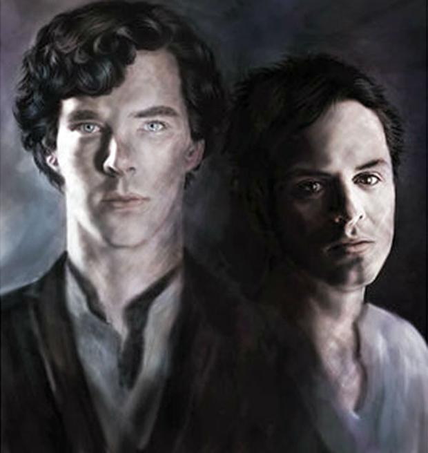 Шерлок холмс гей порка