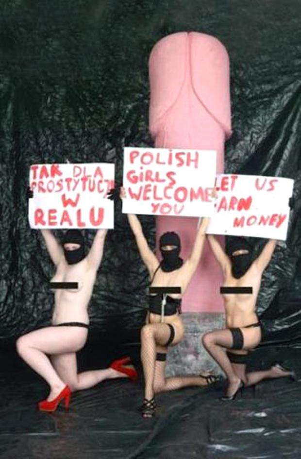 Польше проститутки в