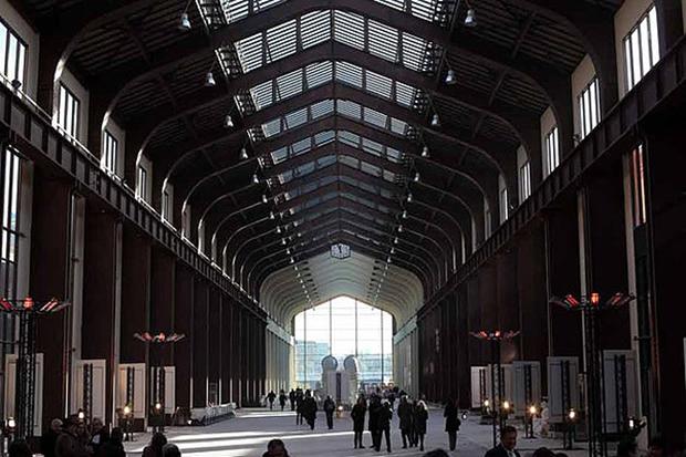 Люк Бессон, киностудия Бессона, крупнейшая киностудия Франции, Дидье Диаз, Cité du Cinema