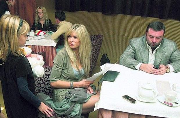 виталий войченко фото свадьбы с верой брежневой язык очень