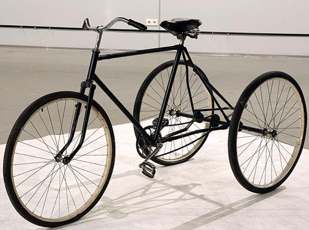 Сделать трехколесный велосипед взрослый своими руками видео