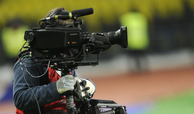 Футбол телевидение