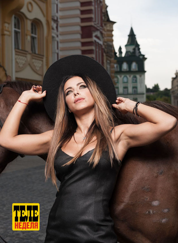 Фотосессии. Студийные фотографии Ани Лорак в исполнении лучших фотографов. Жизнь...