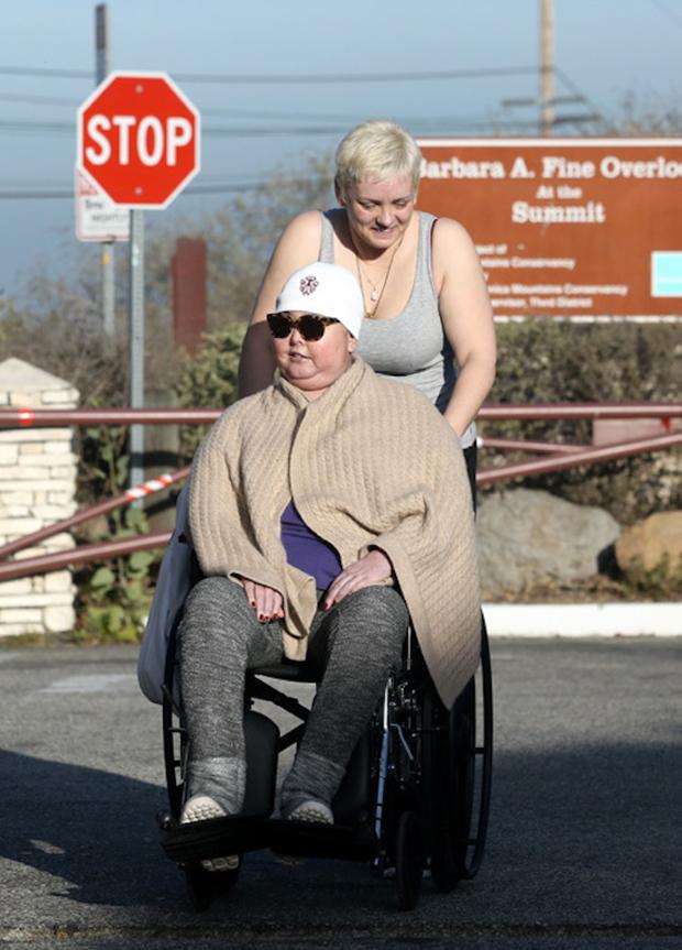 Жанна Фриске борется с болезнью в Лос-Анджелесе. ФОТО