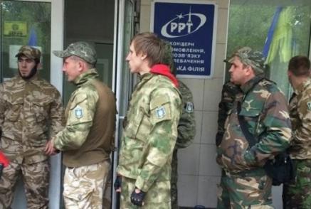 Телевышки Украины спасли от рейдерского захвата