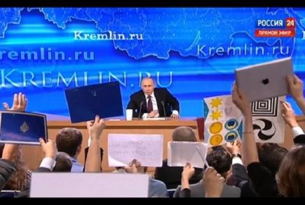 Путин разбил надежды российских кабельных каналов на счастье