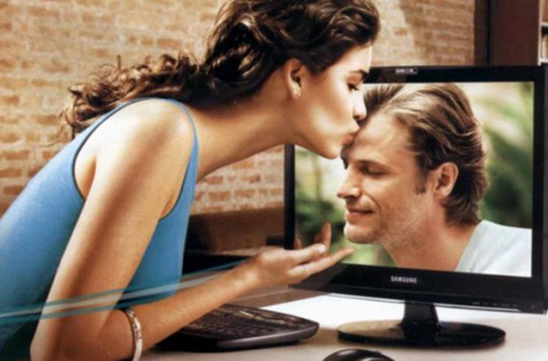 Знакомство По Интернету Влюбилась