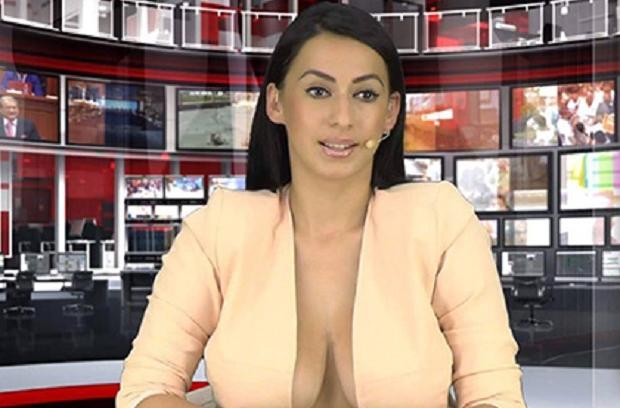Порно с ксенией демидовой телеведущей тв 24