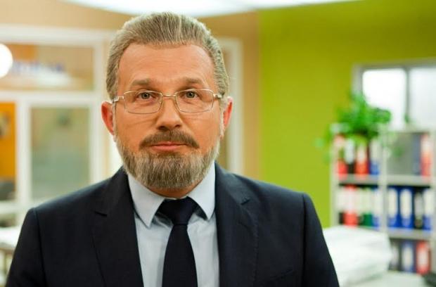 Юрий Горбунов, Плюсы, 1+1, Центральная больница