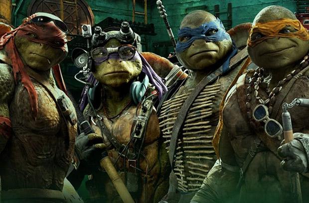 Paramount объявила о съемках третьего фильма черепашки ниндзя