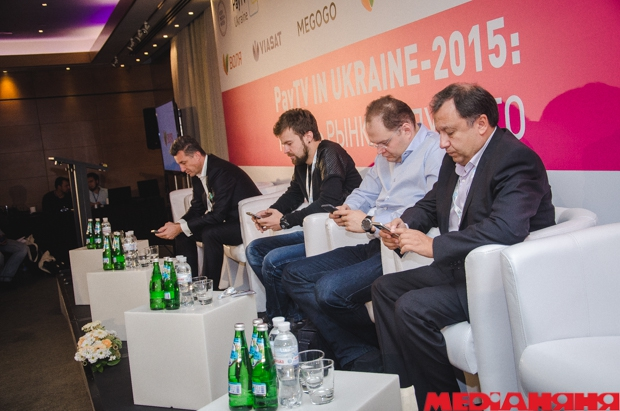 KIEV MEDIA WEEK, Pay TV, Владимир Борfy;