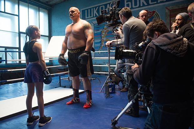 Полина, Василий Вирастюк, Олиас Барко, Тьери Арбогаст, FILM.UA
