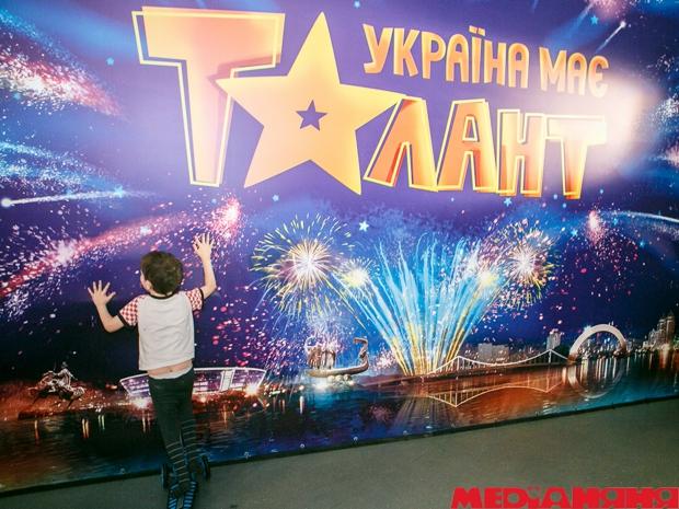 «Україна має талант. Дети», Дзидзьо, Слава Фролова, Игорь Кондратюк, Оксана Болкун, СТБ