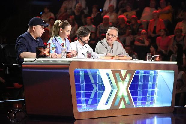 """Андрей Данилко на """"X-Фактор"""""""