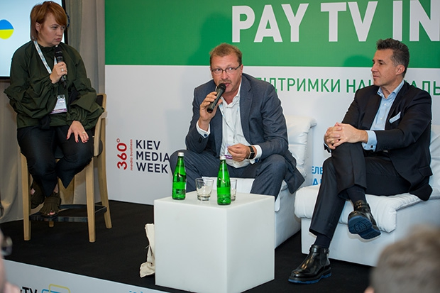 Pay TV in Ukraine, KIEV MEDIA WEEK, Александр Данченко, Катерина Котенко, Джордж Жембери, Сергей Бойко, Олег Елисеев, Федор Гречанинов, Григорий Шверк, Татьяна Попова
