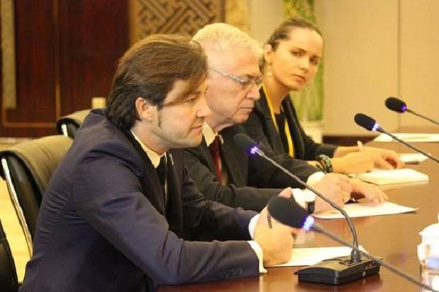 Китай, украинский кинематограф, Евгений Нищук