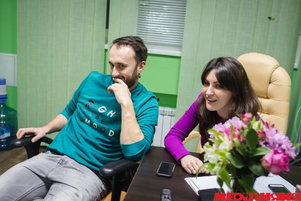 Тала и Юрий Пристаецкие: «Бородянский на нашей свадьбе был гостем №1»
