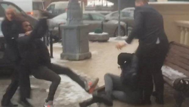 Нафотографировавших Монику Беллуччи папарацци напали охранники
