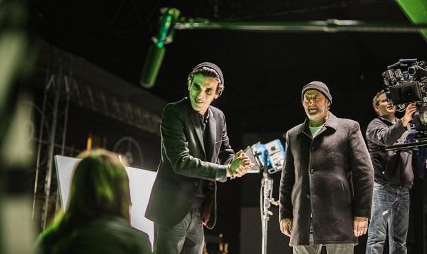 Жан Рено снялся в заключительных сценах украинского фильма «Полина»