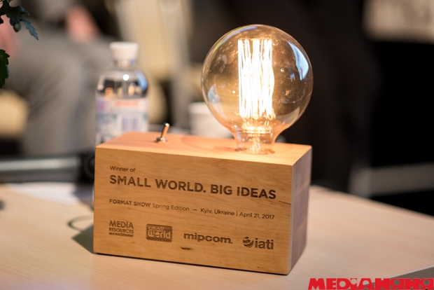 SMALL WORLD. BIG IDEAS-2017, SMALL WORLD. BIG IDEAS, Спасибо внуку за Booking, Елена Малкова, Игорь Сторчак