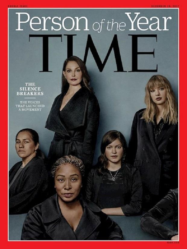 Time, Человек года