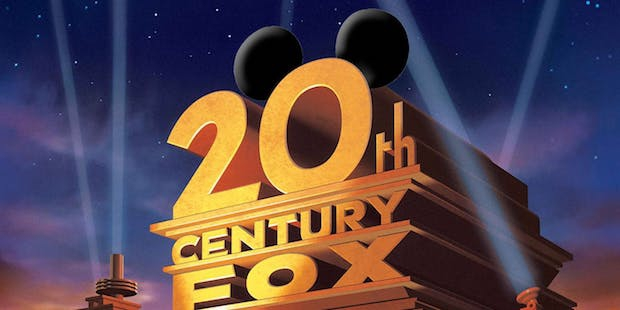 FOX, 20th Century Fox, Disney, Comcast