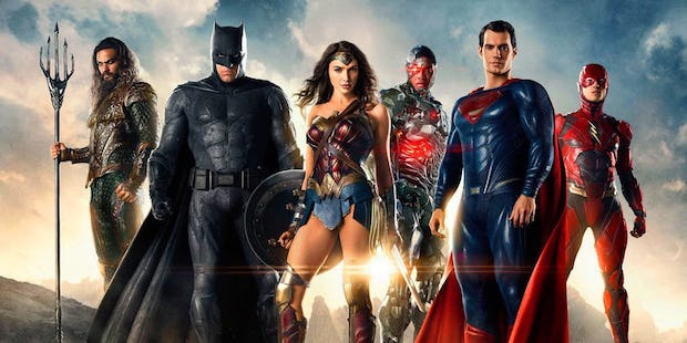 Warner Media, Warner Bros., ATT, DC Comics, DC Universe, Уолтер Хамада