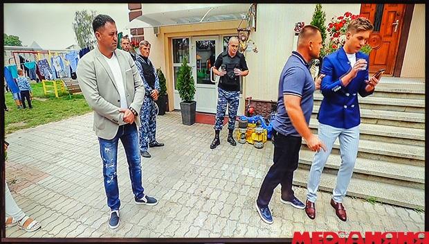 Владимир Остапчук, Инспектор.Города, Плюсы, Ольга Слисаренко, Ольга Фреймут