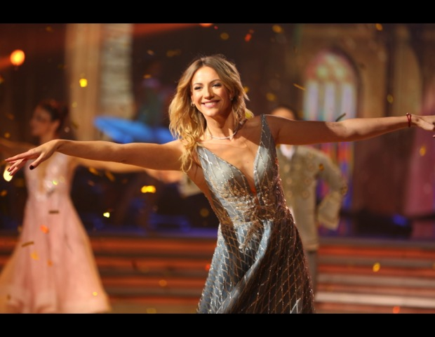 Танці з зірками, Танцы со звездами, Игорь Ласточкин, Леся Никитюк, Иракли Макацария
