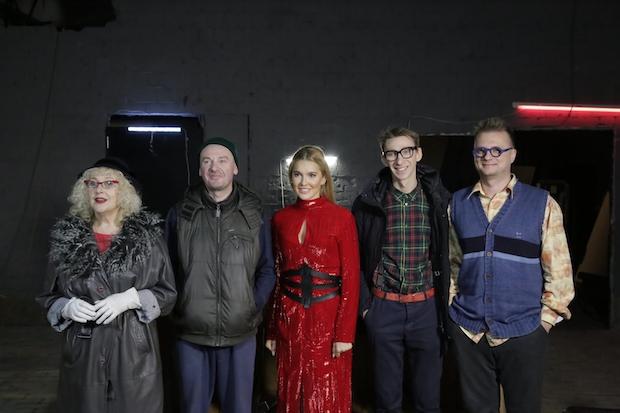 Кинофестиваль Молодость, Александр Шапиро, Тут І Зараз